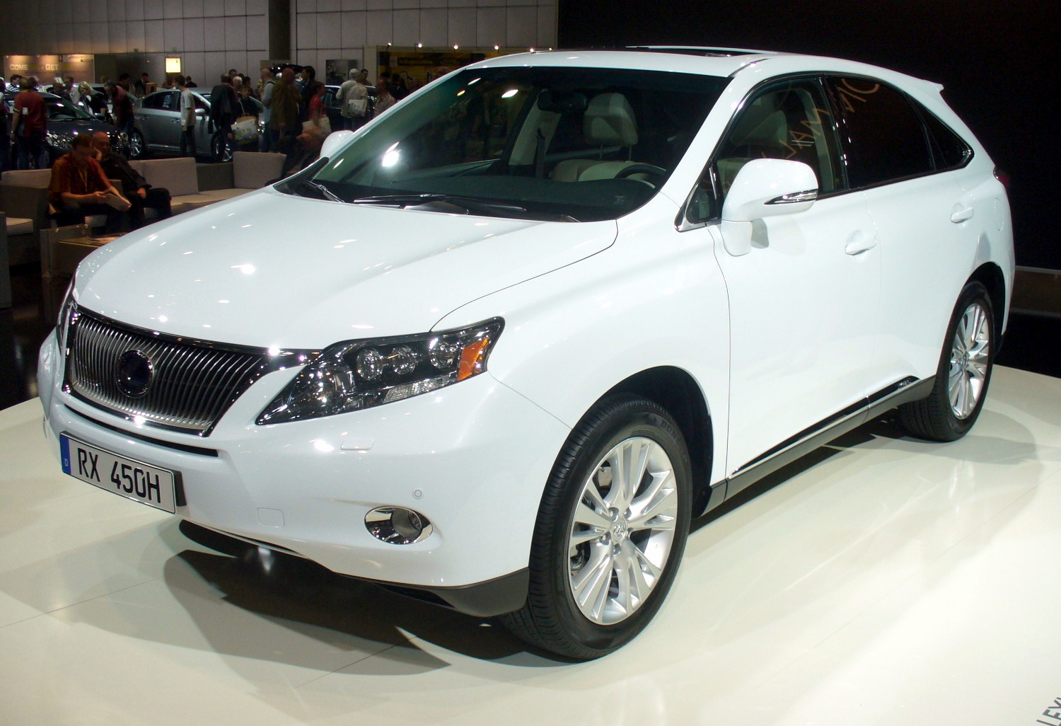 File Lexus Rx 450h Jpg Wikimedia Commons