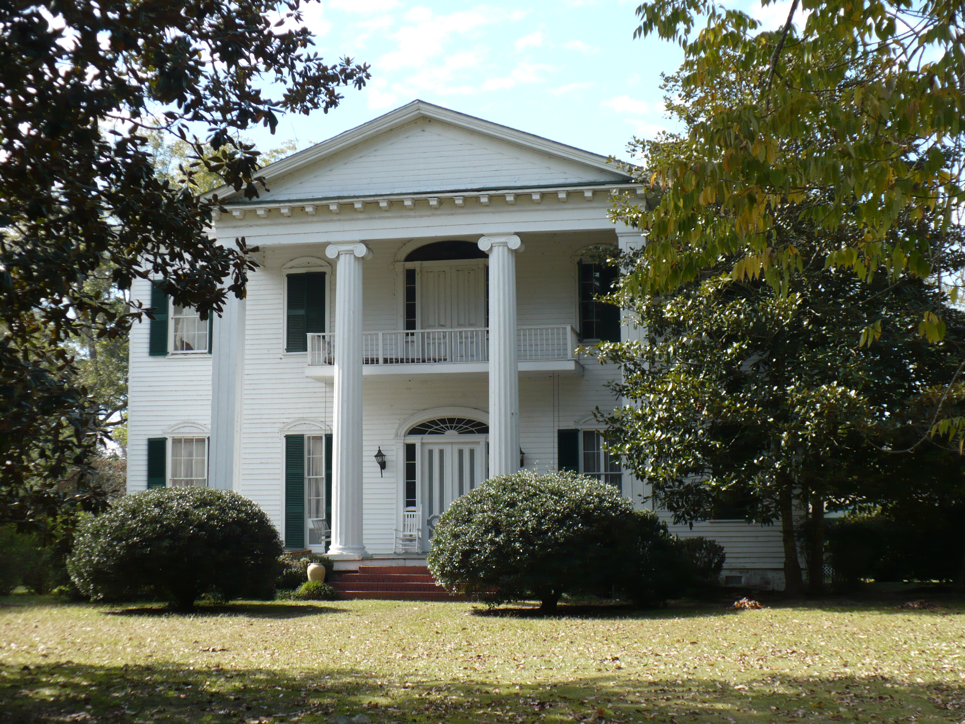 Liberty hall camden alabama wikiwand for Plantation house
