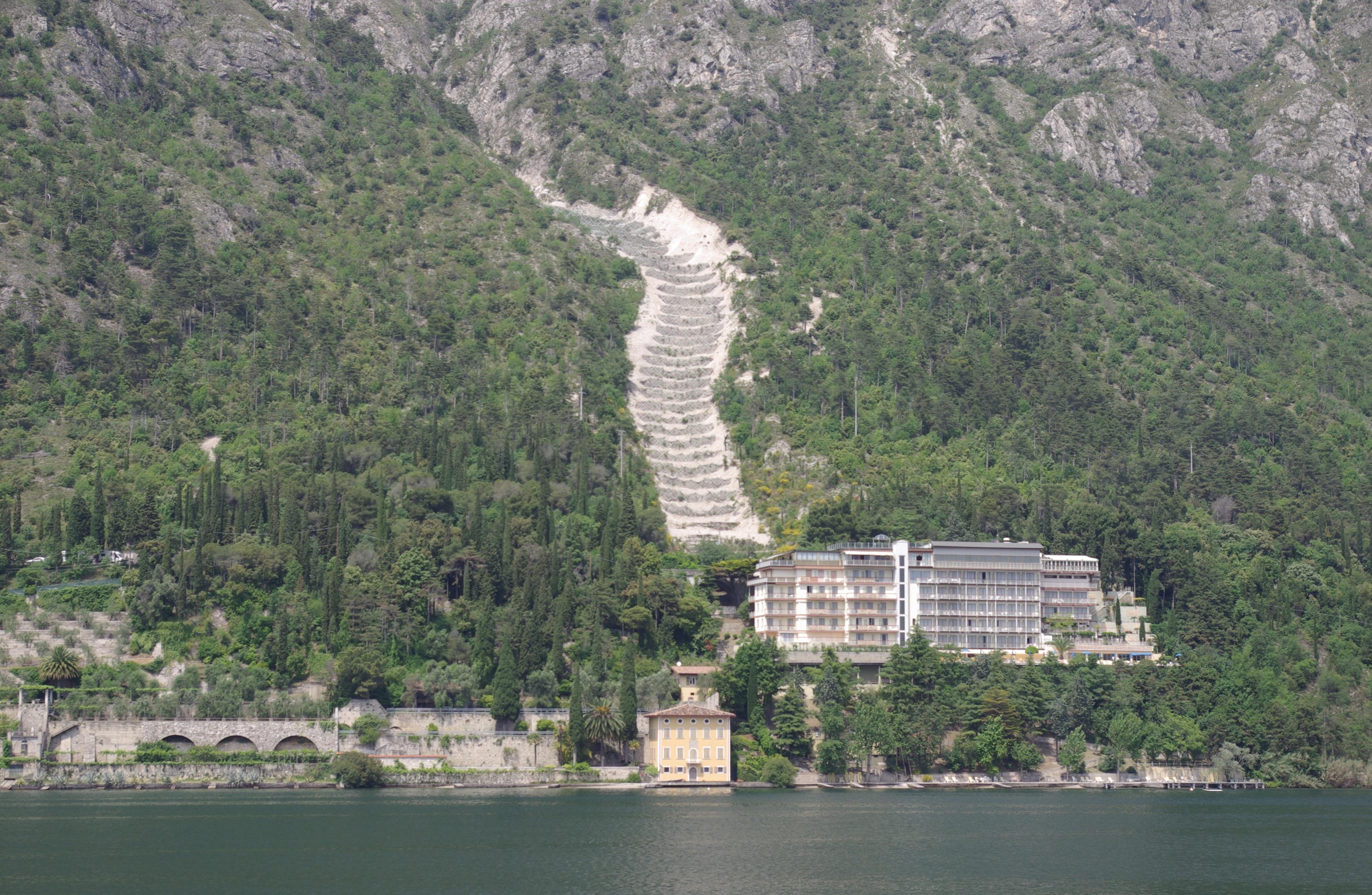 Hotel Limone Sul Garda Direkt Am See