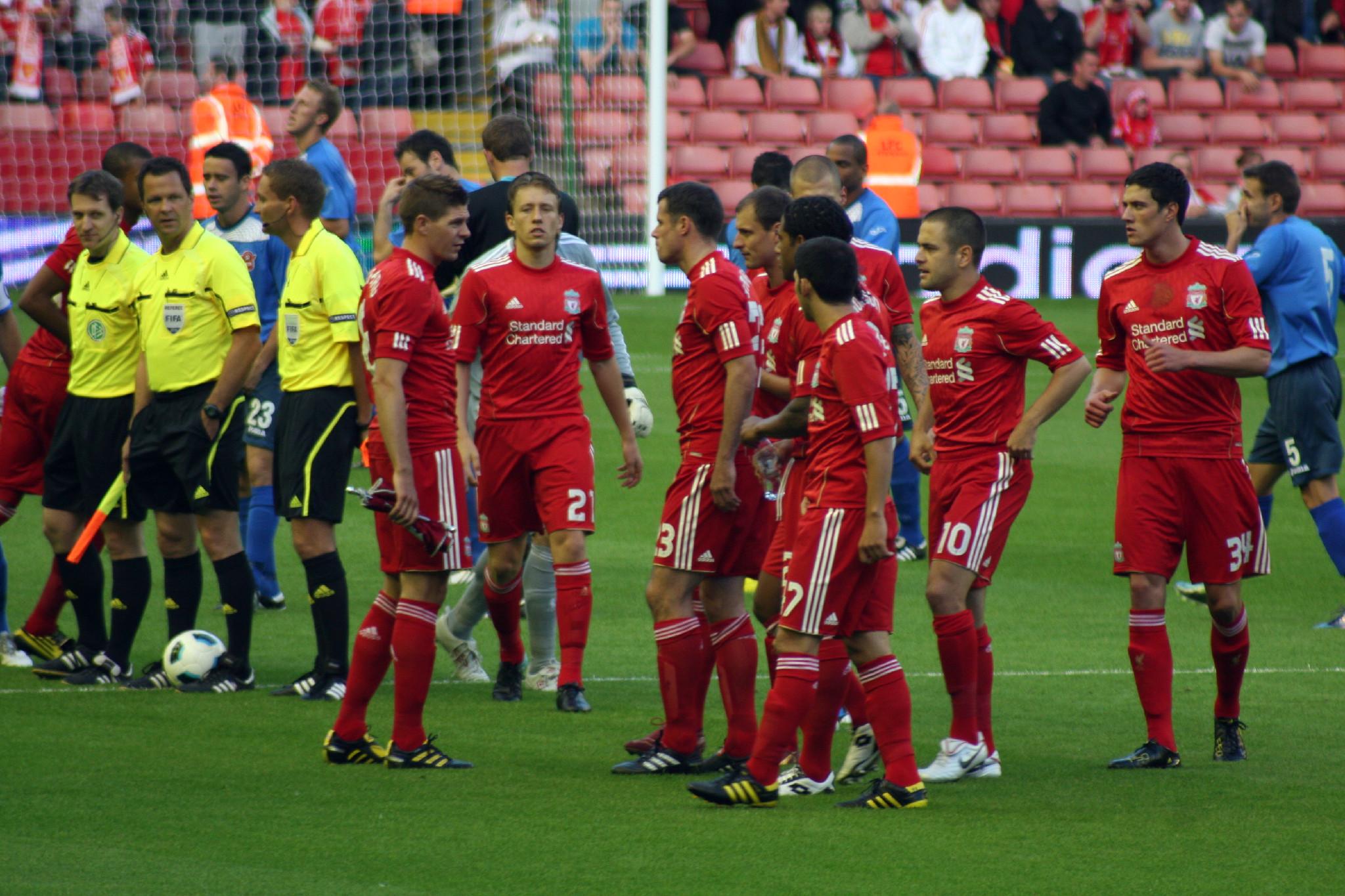 2010–11 Liverpool F C Season