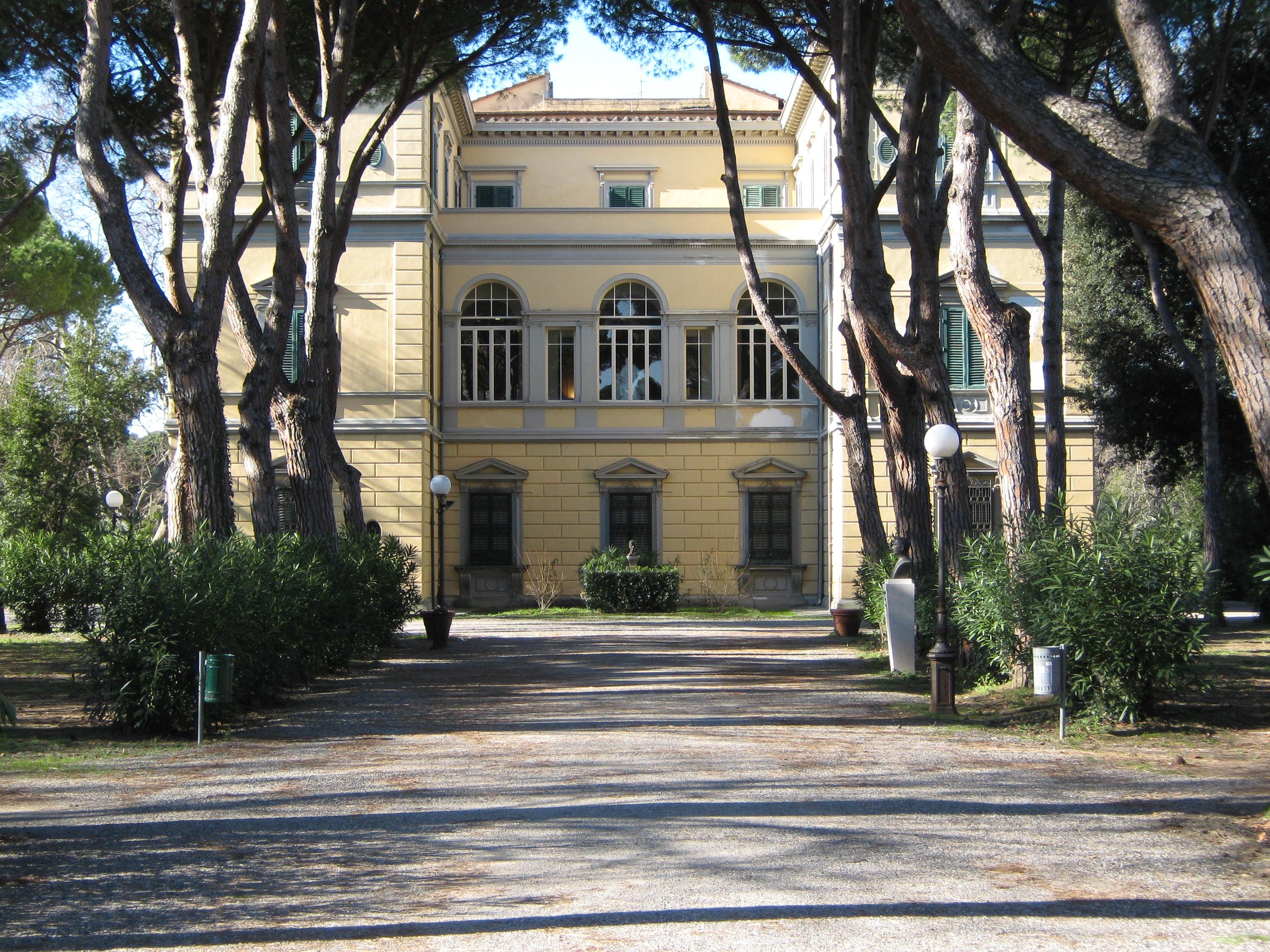 Ristorante Villa Verde Capri