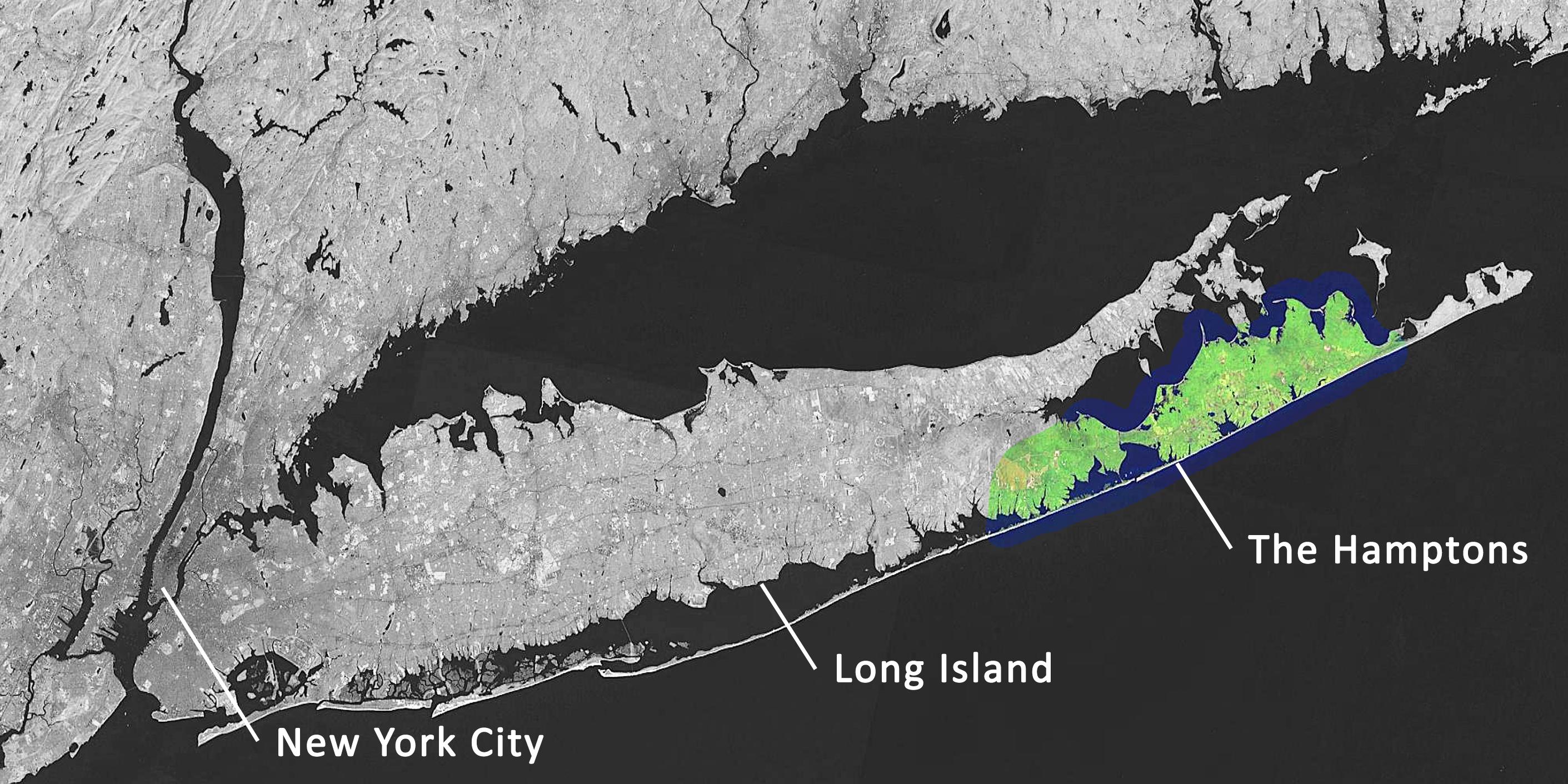 The hamptons wikiwand for Hamptons long island