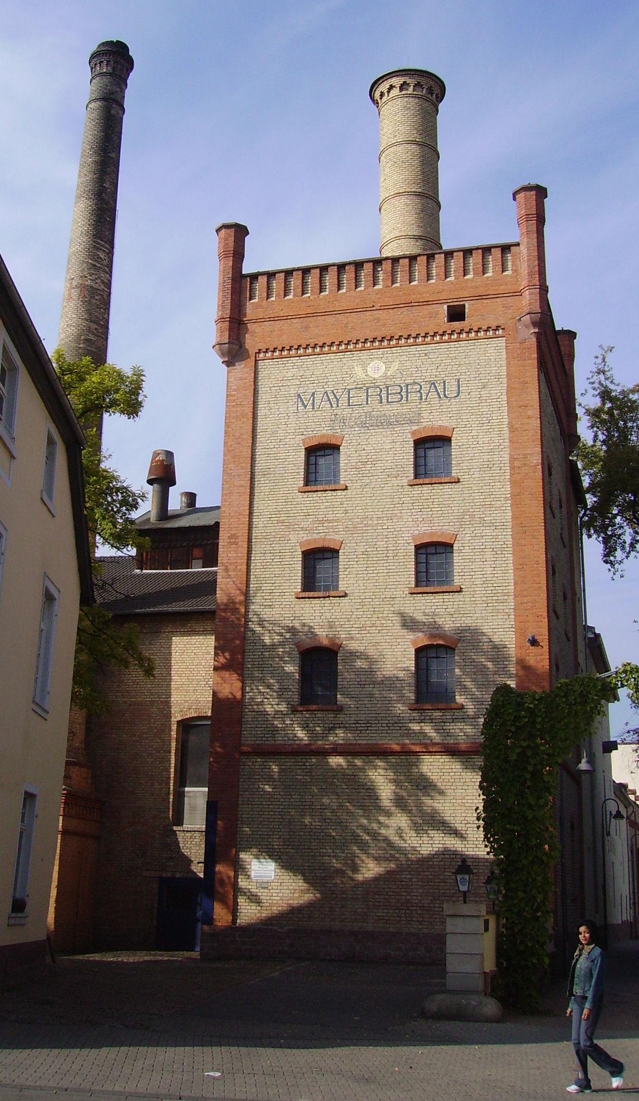 FileLudwigshafenOggersheim Brauereijpg  Wikimedia Commons