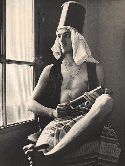 Spinetta en 1974.