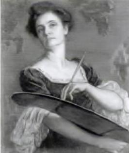 Amanda Brewster Sewell American painter