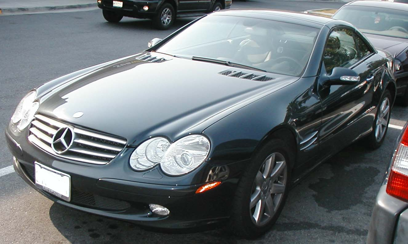 Image gallery sl 500 mercedes benz 2006 for 2006 mercedes benz sl500