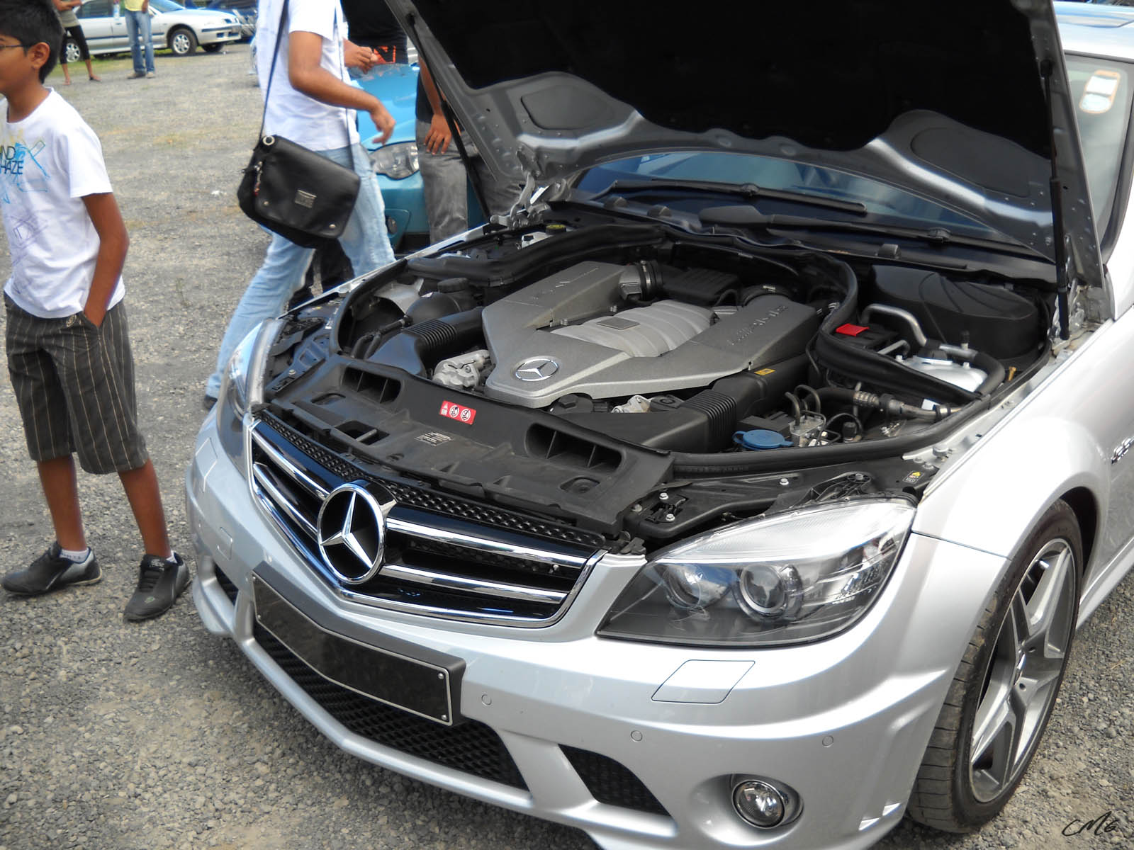 Mercedes Benz C63 Amg Wiki >> File:Mercedes-Benz M156-M159 engine, carrotmadman6-101.jpg - Wikimedia Commons