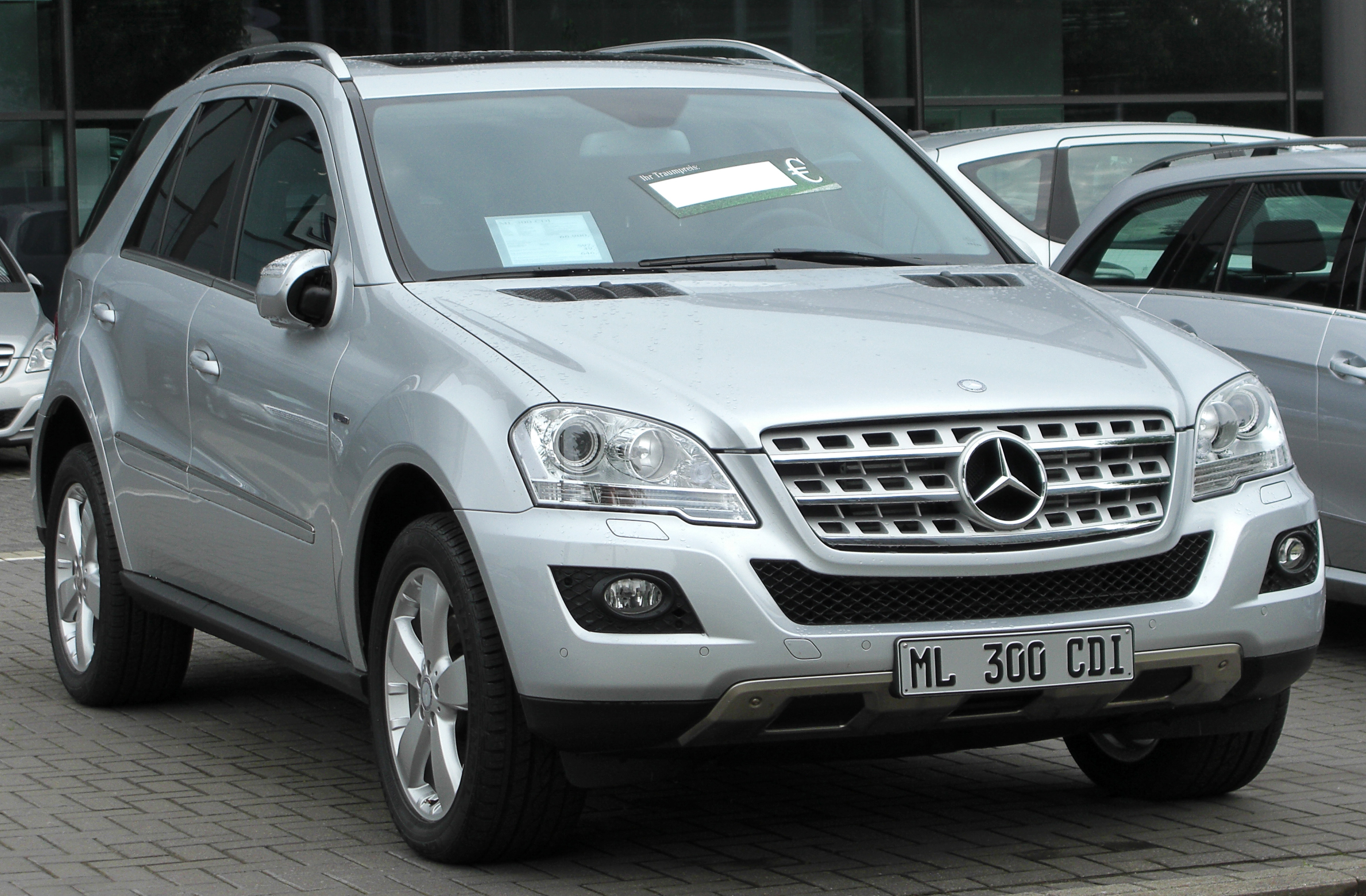 file mercedes ml 300 cdi blueefficiency w164 facelift. Black Bedroom Furniture Sets. Home Design Ideas