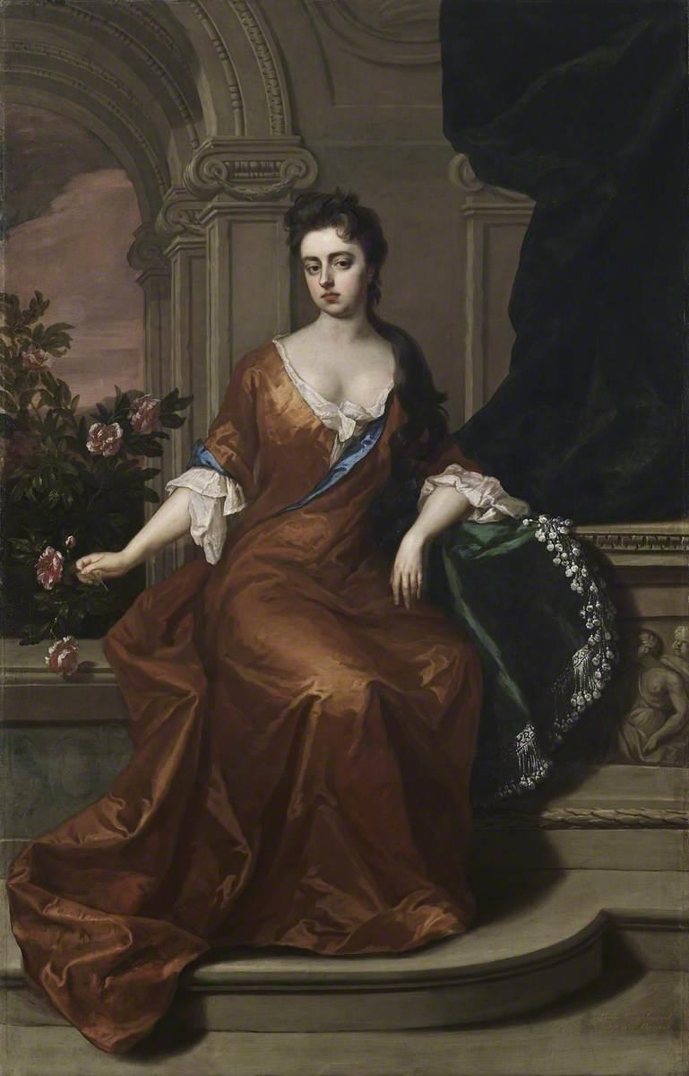 Майкл Даль (1656-1659-1743) - леди Мэри Сомерсет (1665-1733), герцогиня Ормонд - 486210 - Национальный Trust.jpg