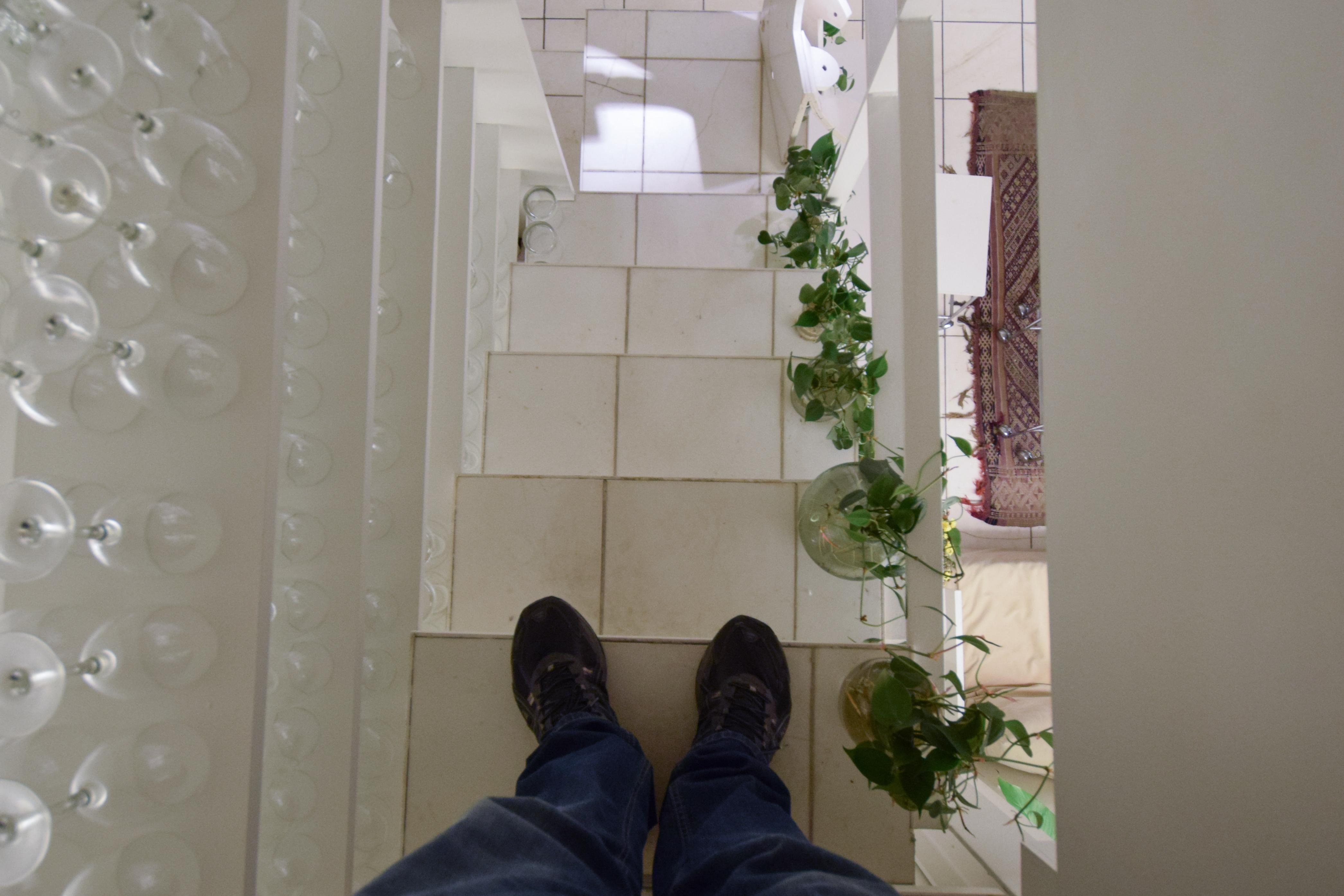 modern home interior design replace wooden porch steps hgtv