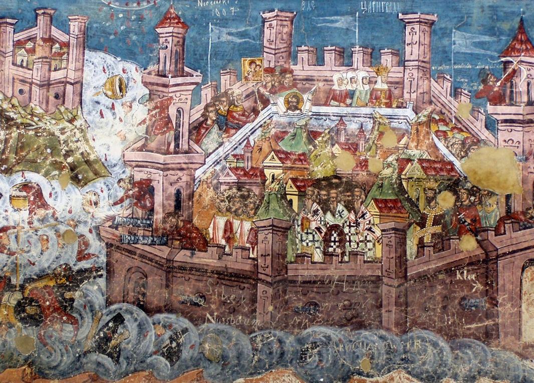 Άλωση της Κωνσταντινούπολης (1453) - Βικιπαίδεια