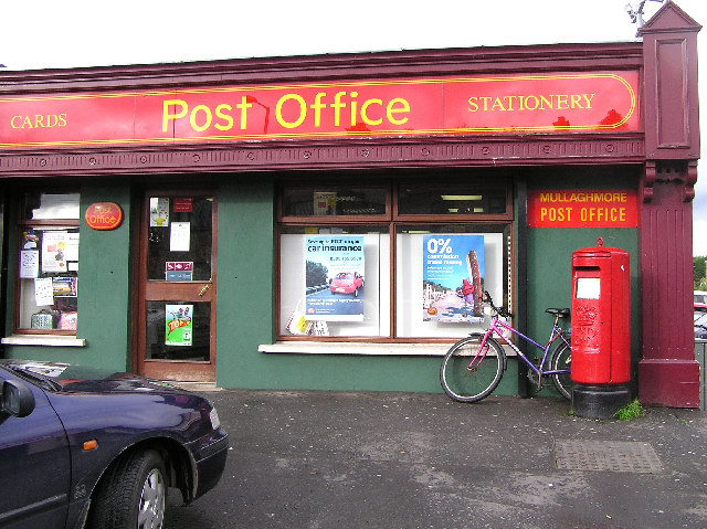 File:Mullaghmore Post Office, Near Omagh