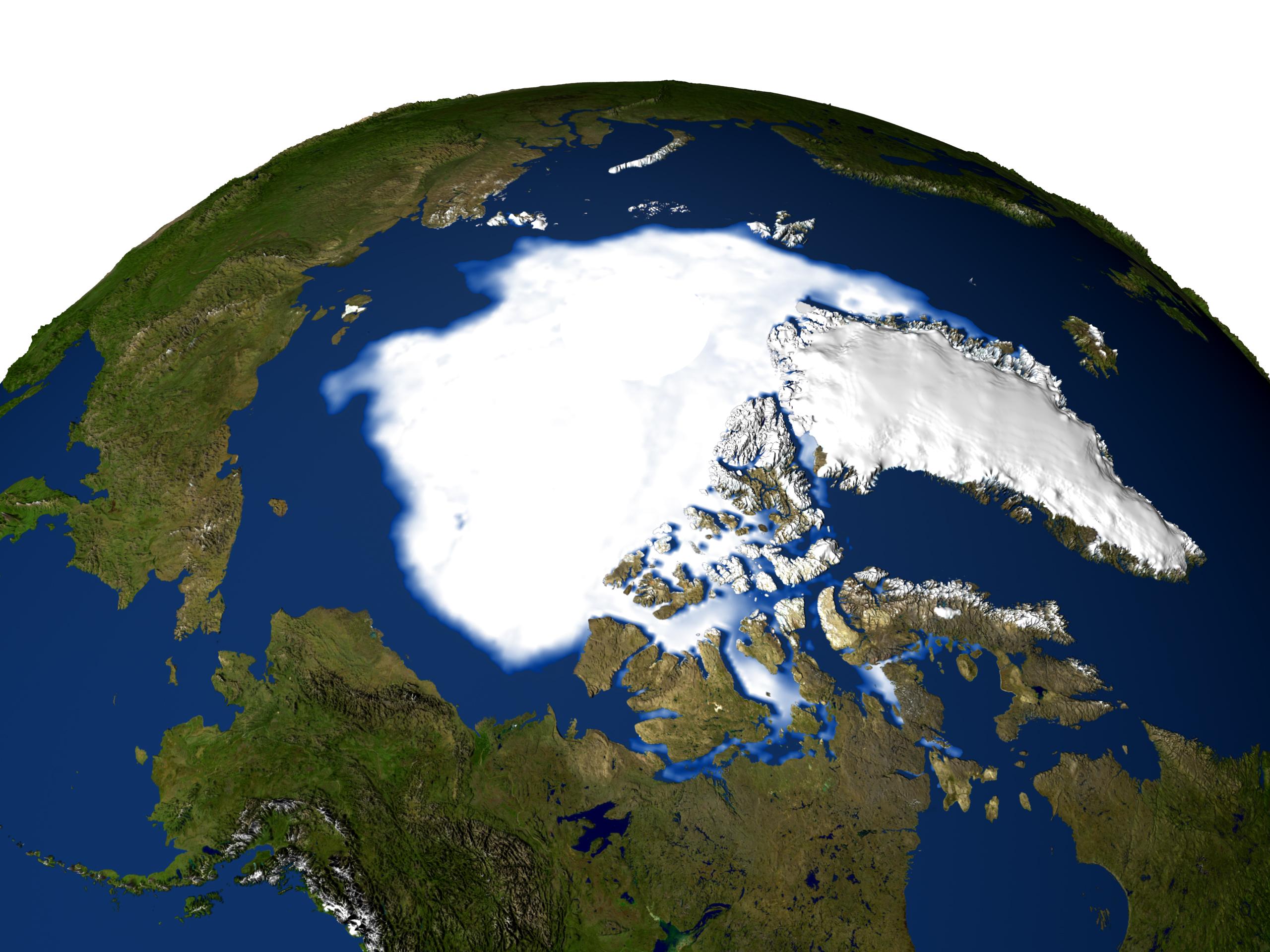 美國宣佈加大對北極安全投入以抗衡俄羅斯