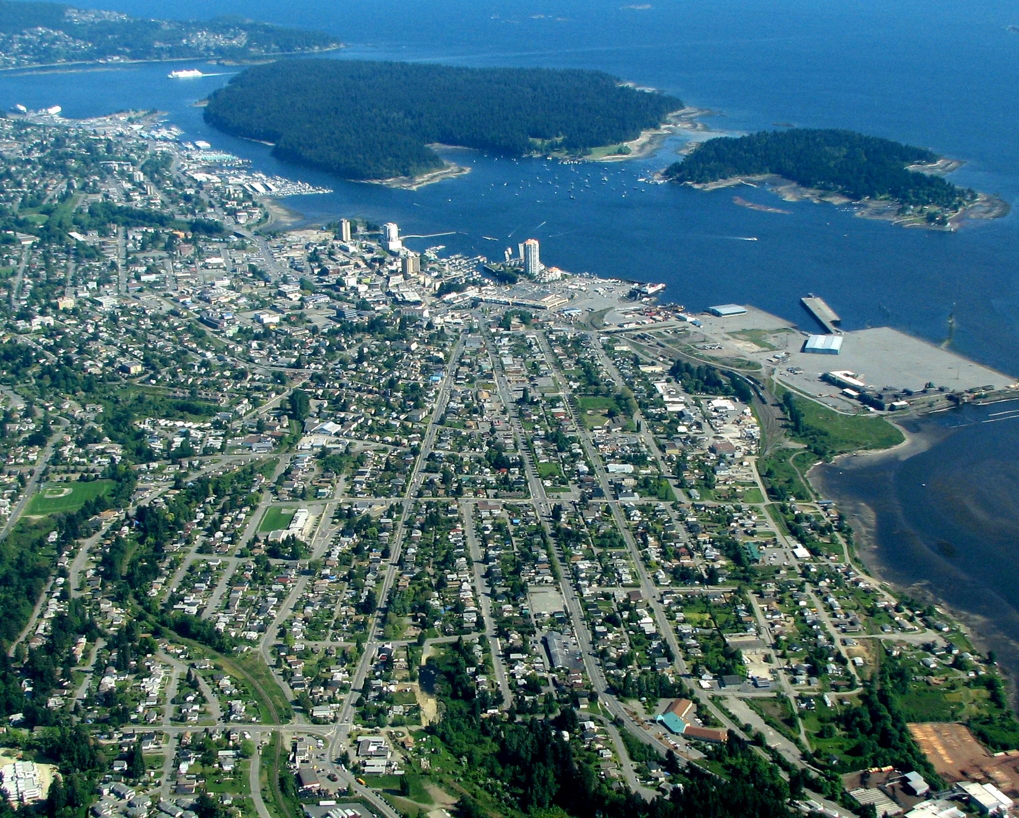 Nanaimo (BC) Canada  City new picture : Nanaimo Bc