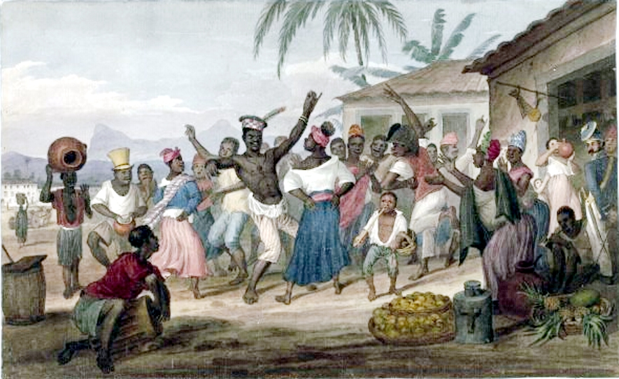 how did african slaves adjust to their new life in the americas The african slave trade and slave life  give a fuller picture of the experience of slaves, their position in  of american abolitionists in new york.