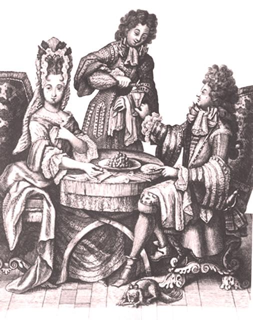 File nicolas arnoult degustation champagne b n for Cuisinier louis 14