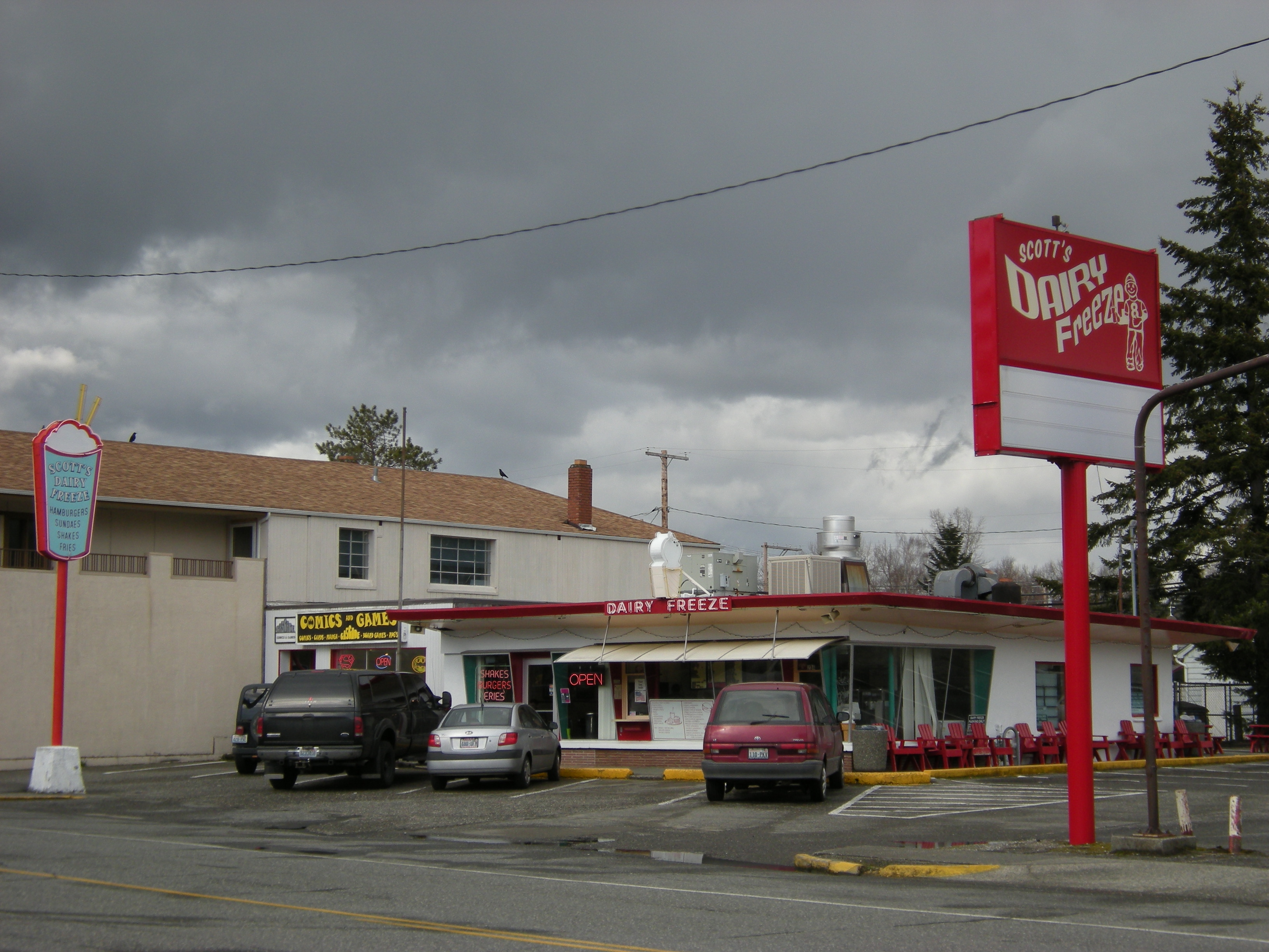 North Bend Fast Food
