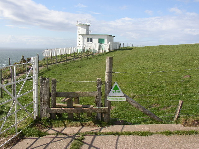 North Head Lookout Station, Sandwith - geograph.org.uk - 41227