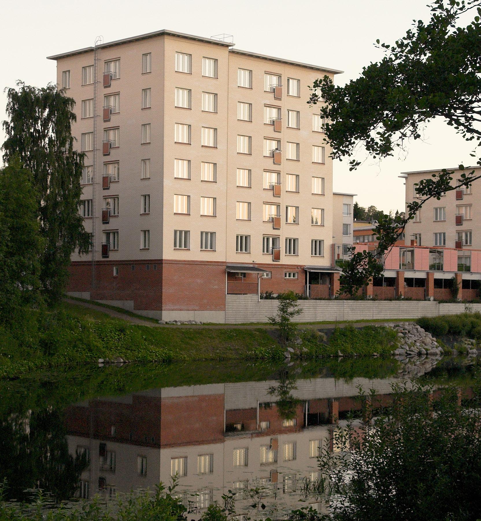 opiskelija asunnot järvenpää Loimaa