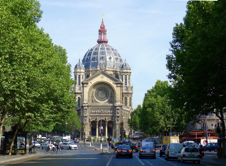 Boulevard De L H Ef Bf Bdtel De Ville  Tremblay En France