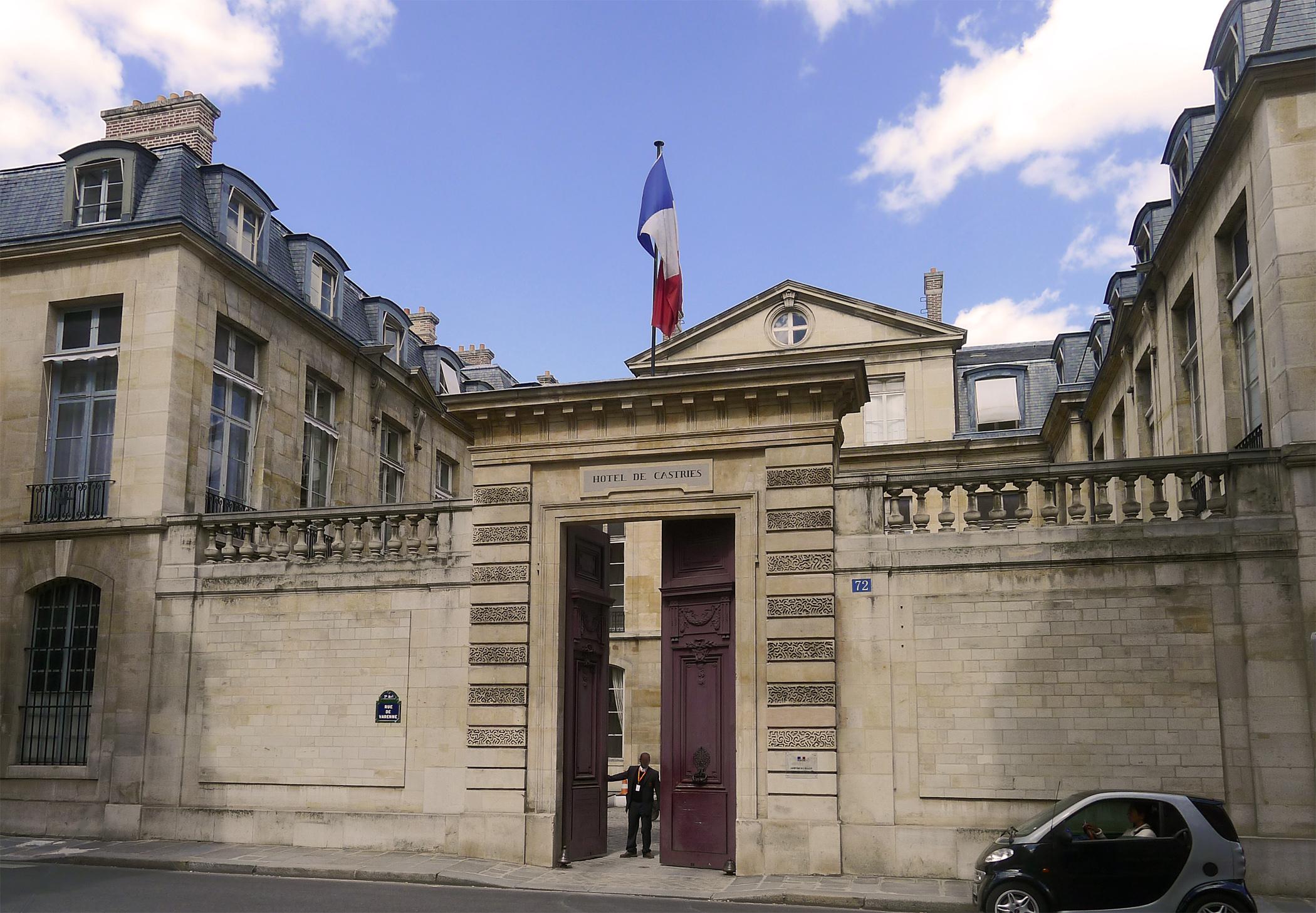 Hotel Paris Maison De La Chimie
