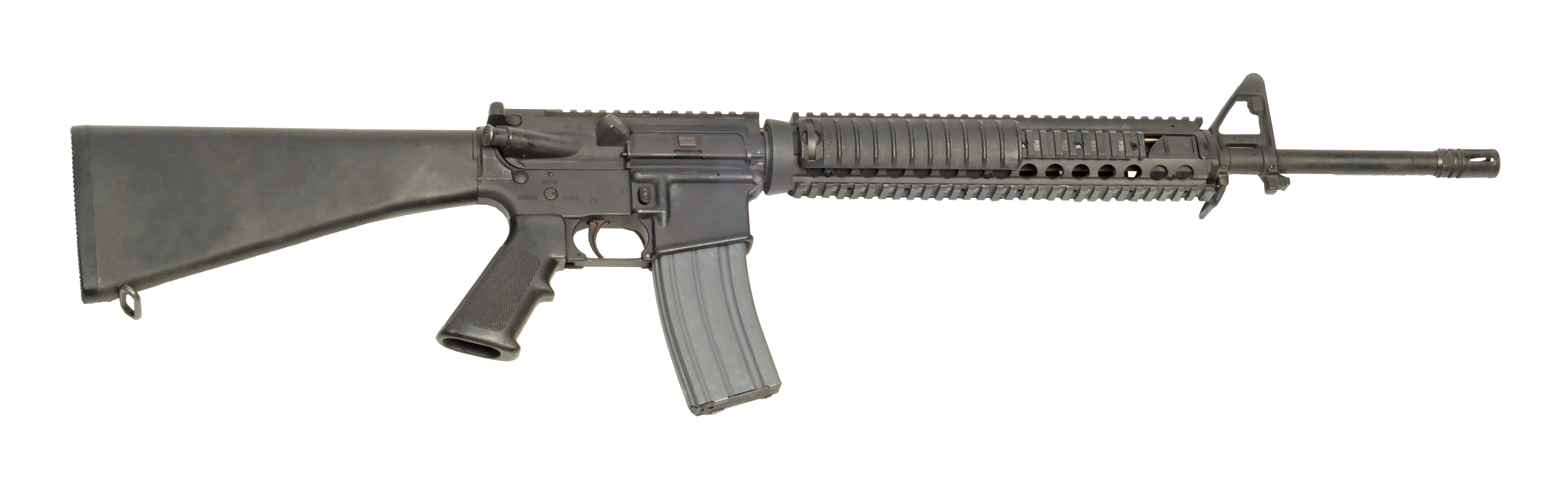 File:PEO M16A4 Rifle.jpg - Wikimedia Commons