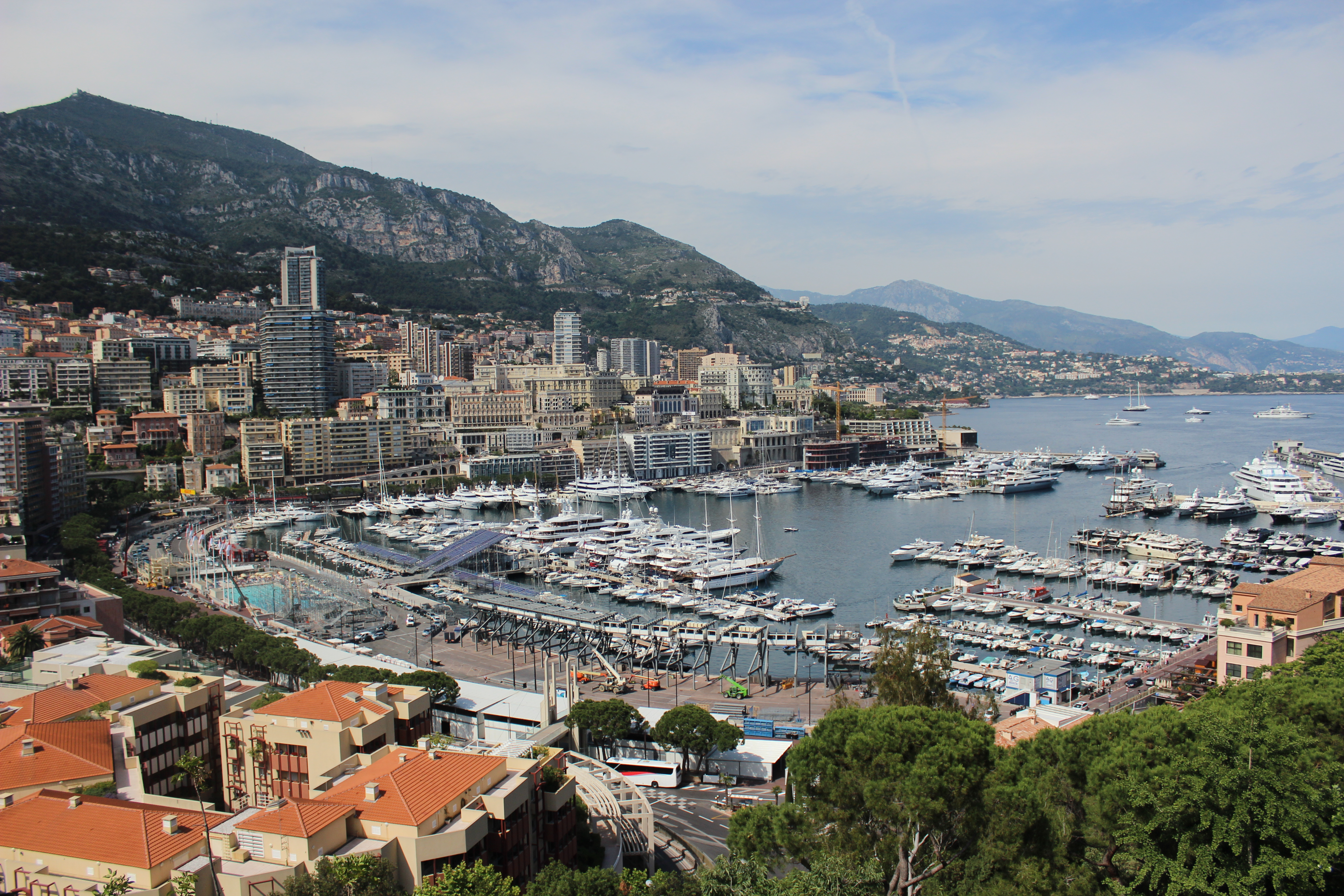 File panorama del porto di monaco jpg wikimedia commons for Porto montecarlo