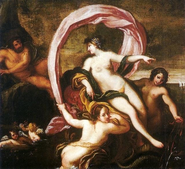 Paolo De Matteis - Polifemo e Galatéa