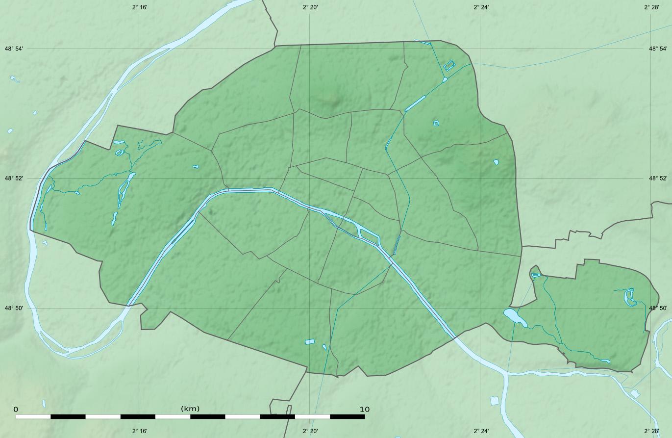 Institut henri poincar wikiwand for Location paris 9
