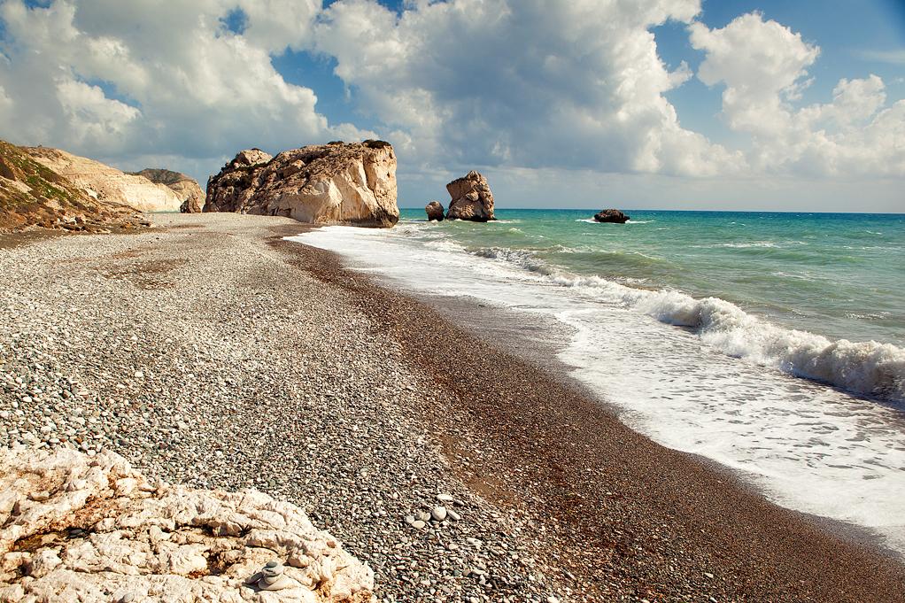 Песчаные пляжи пафоса