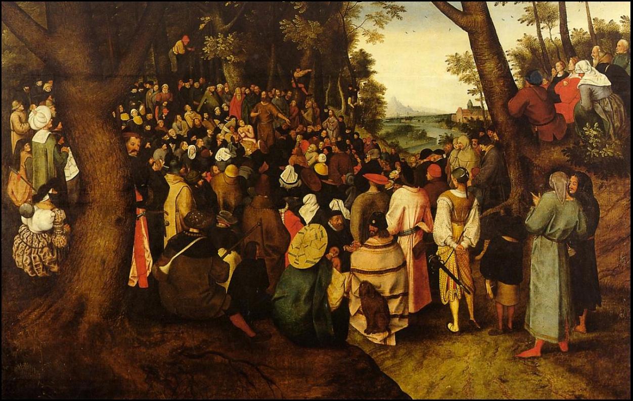 image relating to Printable Baptist Sermons identify Matthew 3:10 - Wikipedia