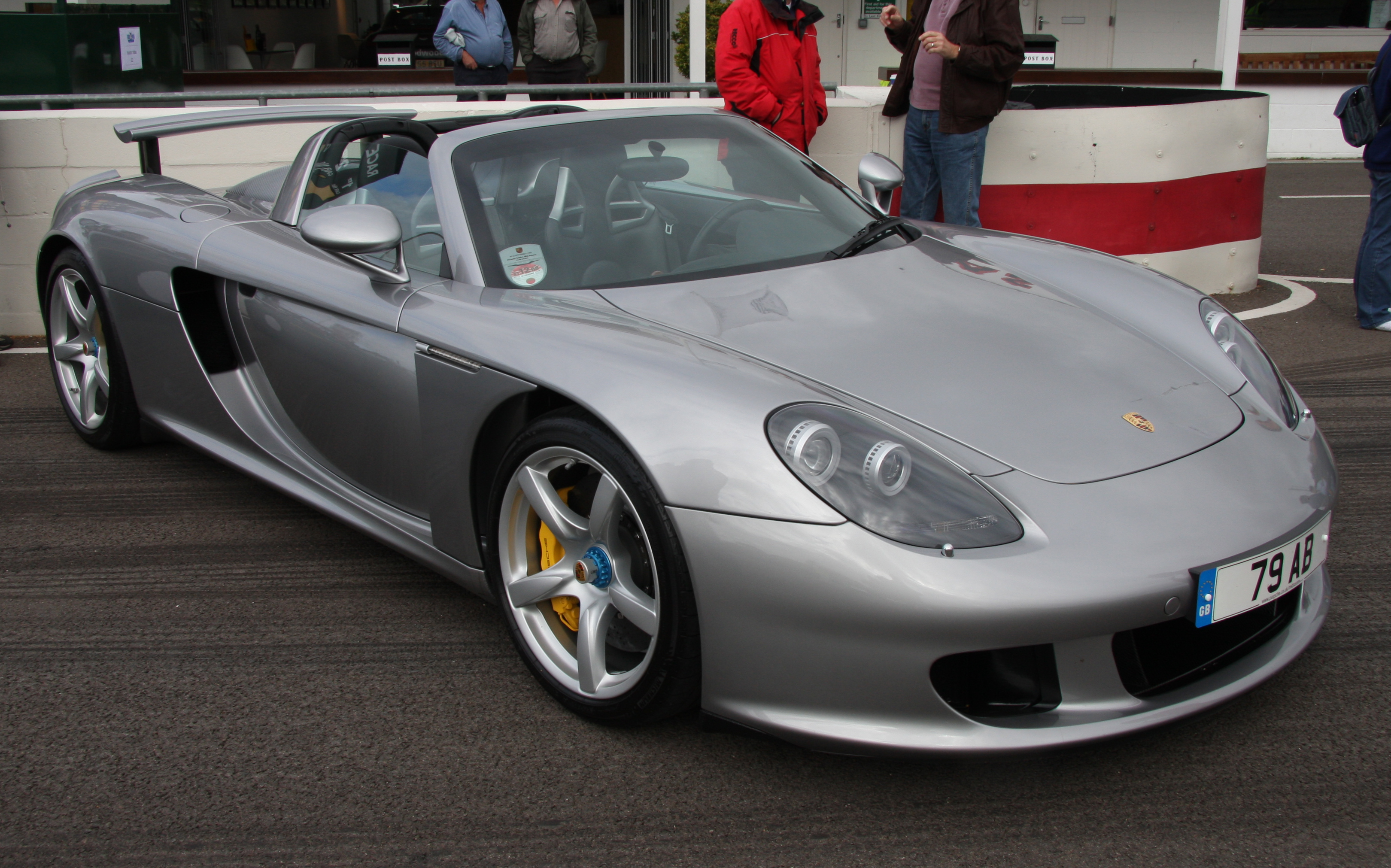 file porsche carrera gt goodwood breakfast club july 2008 jpg. Black Bedroom Furniture Sets. Home Design Ideas