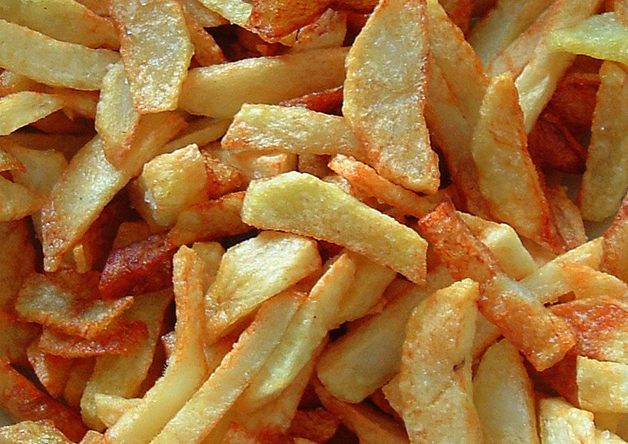 Chips, Glorious Chips!