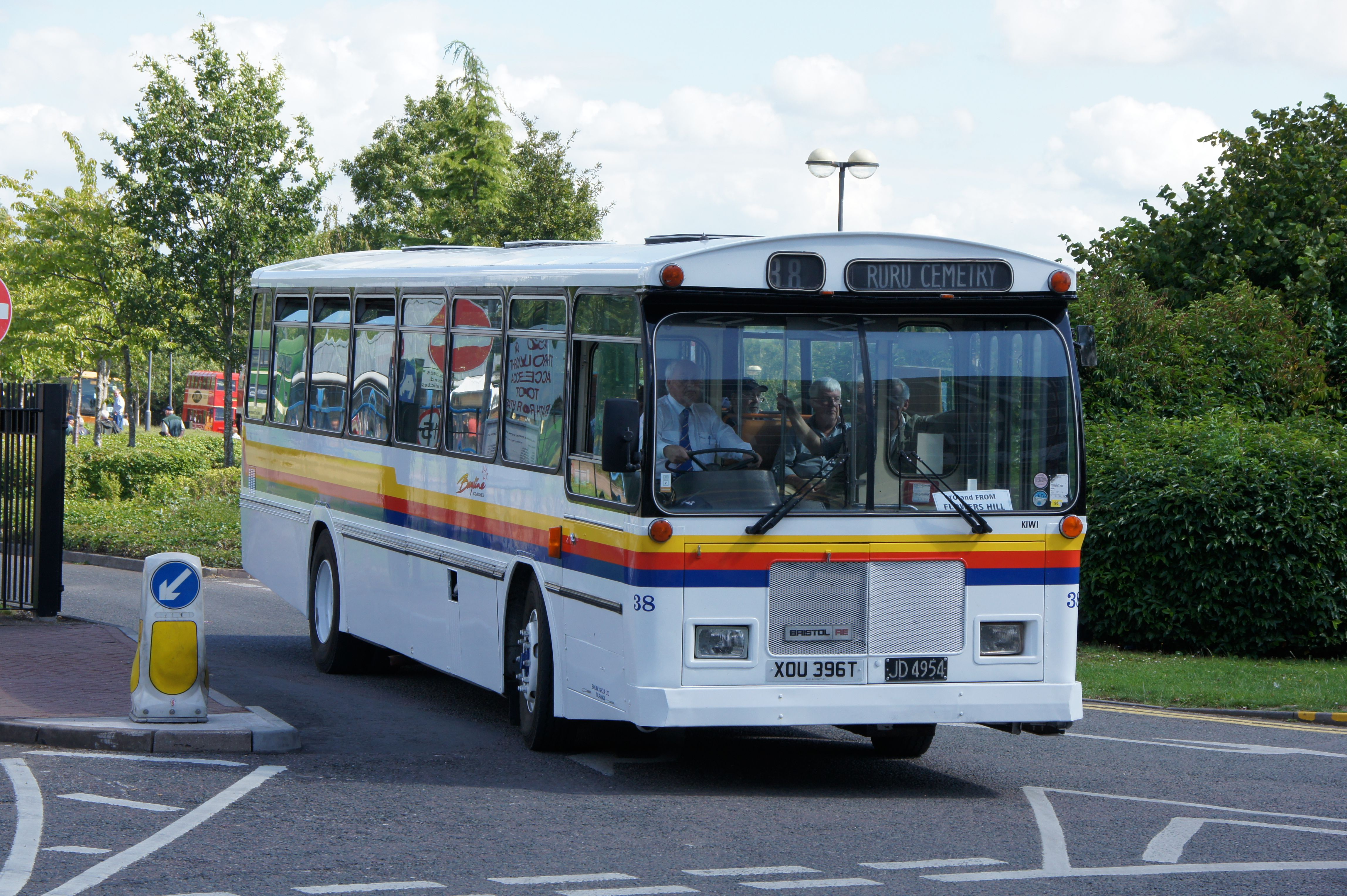 New England Coach Bus Tours
