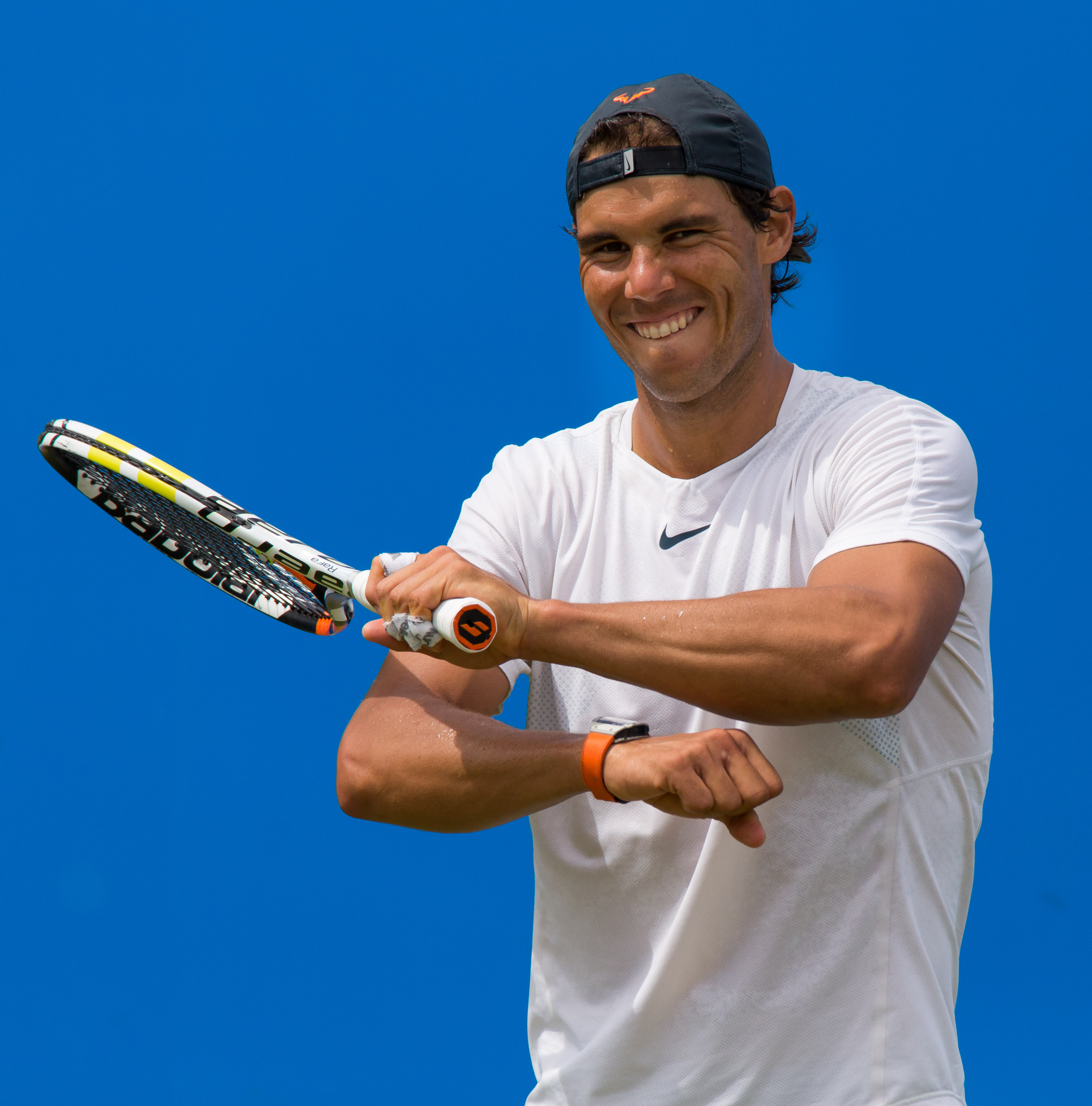 Rafael Nadal Wins China Open Title