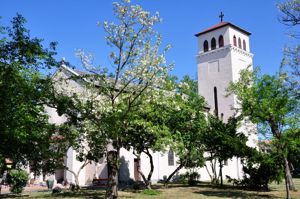 Pestújhelyi téri templom