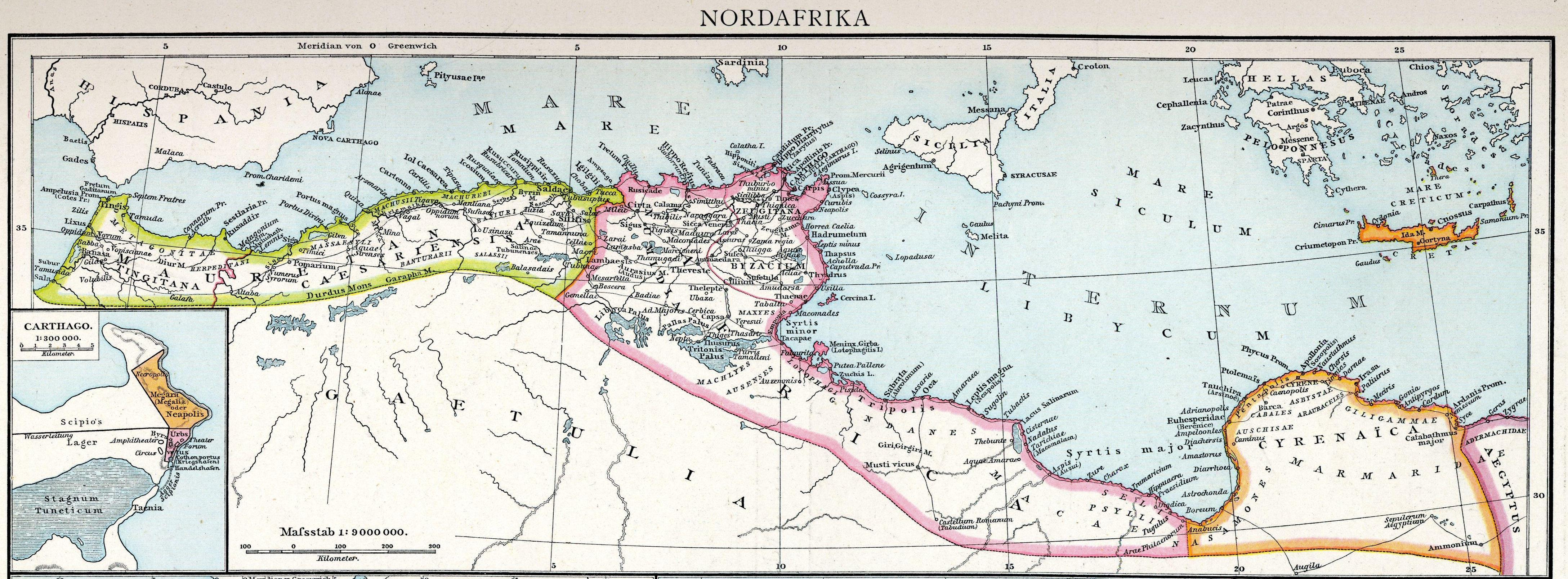 roman north africa map File Roman Provinces Of North Africa Jpg Wikimedia Commons roman north africa map