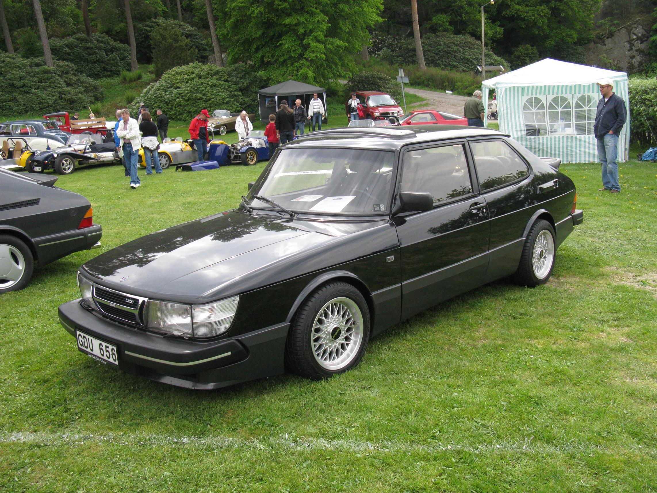 Saab S Cars
