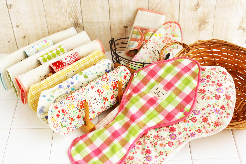 eusable period pads