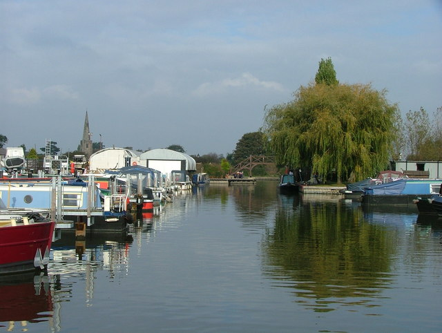 Sawley Marina - geograph.org.uk - 585458