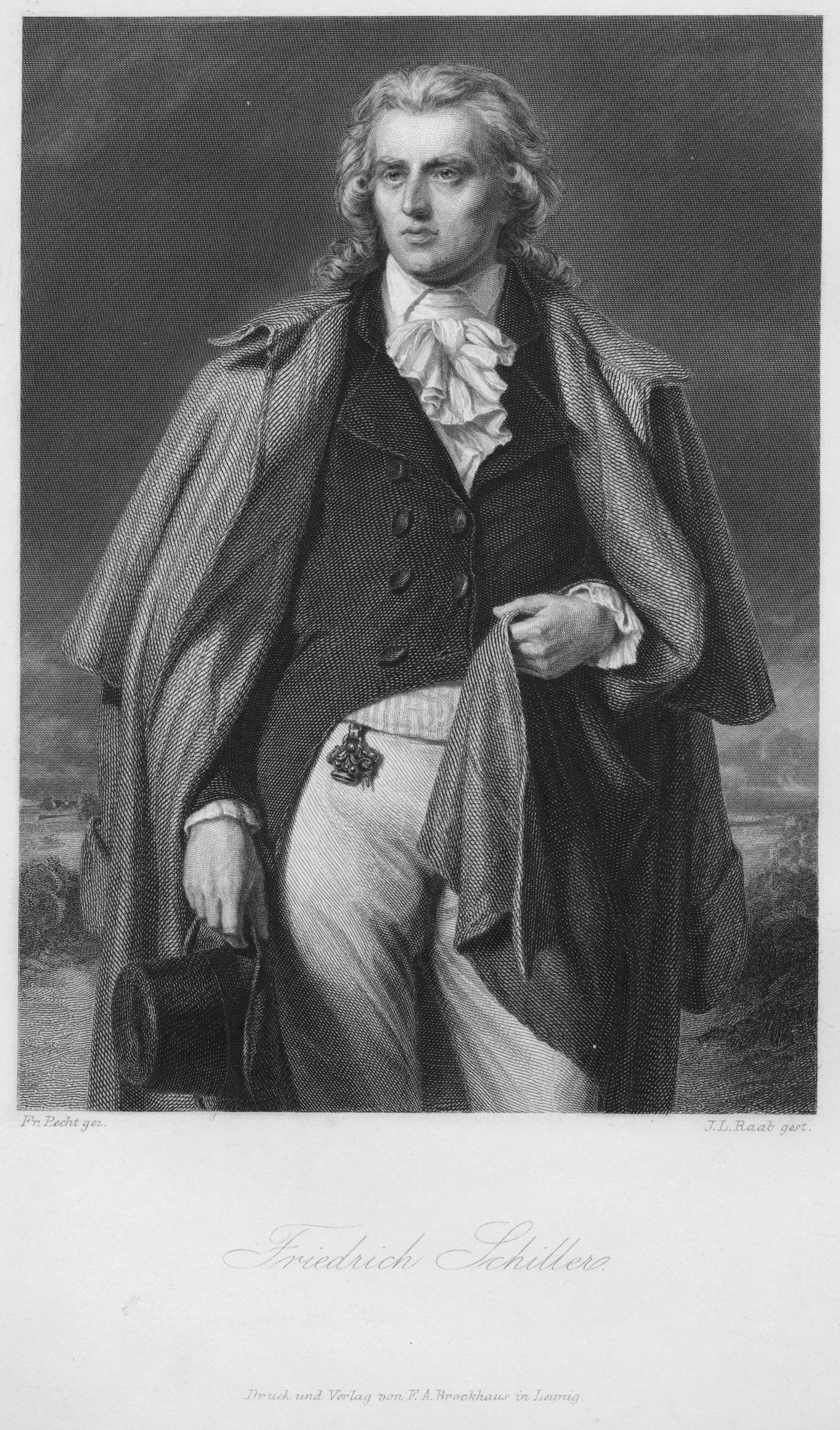 Schillers Werke Friedrich Schiller Stellt Sich Vor Eine Biographie