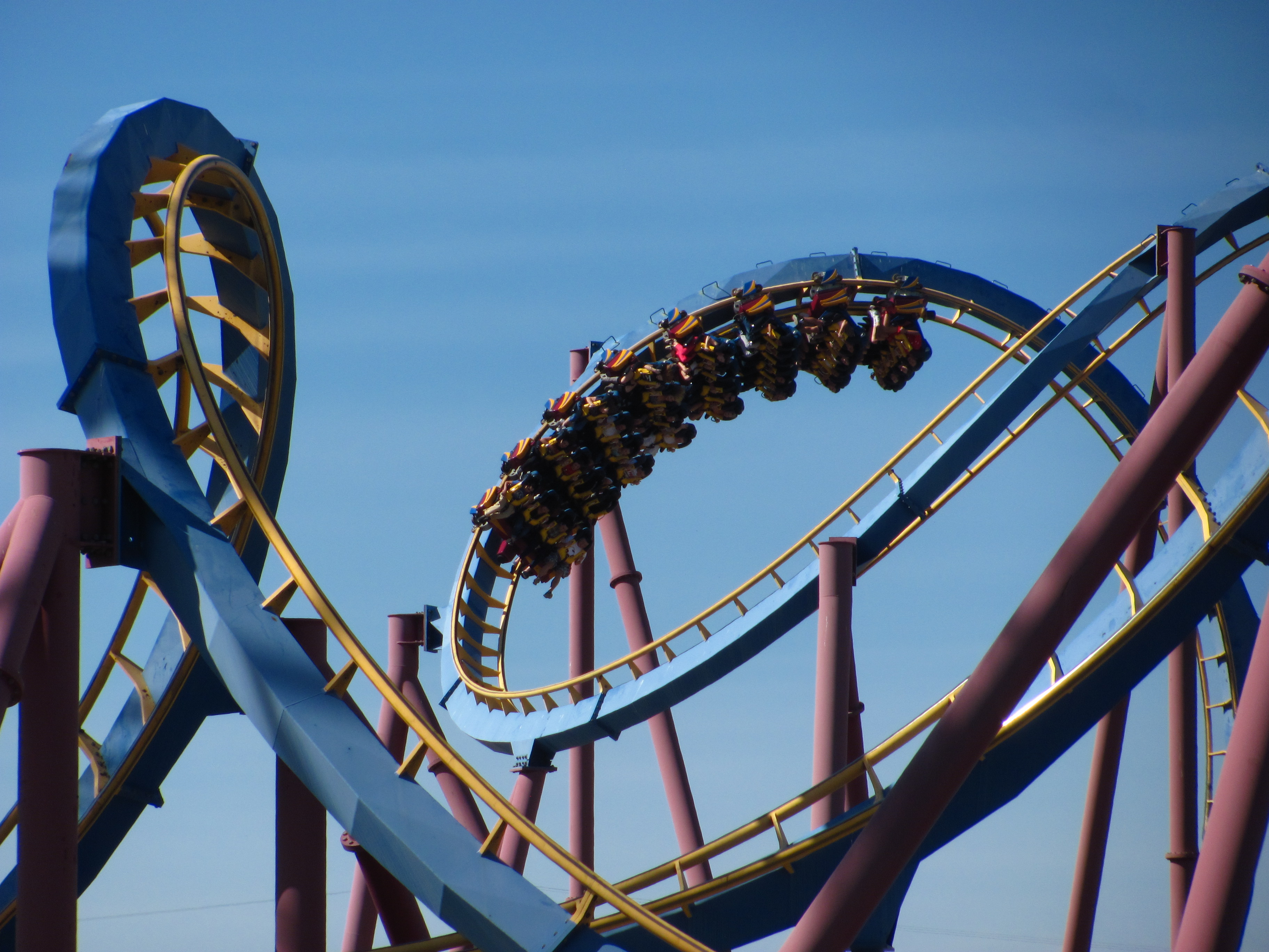 10 Bloody Amusement Park Accidents - Listverse Scary roller coaster pictures