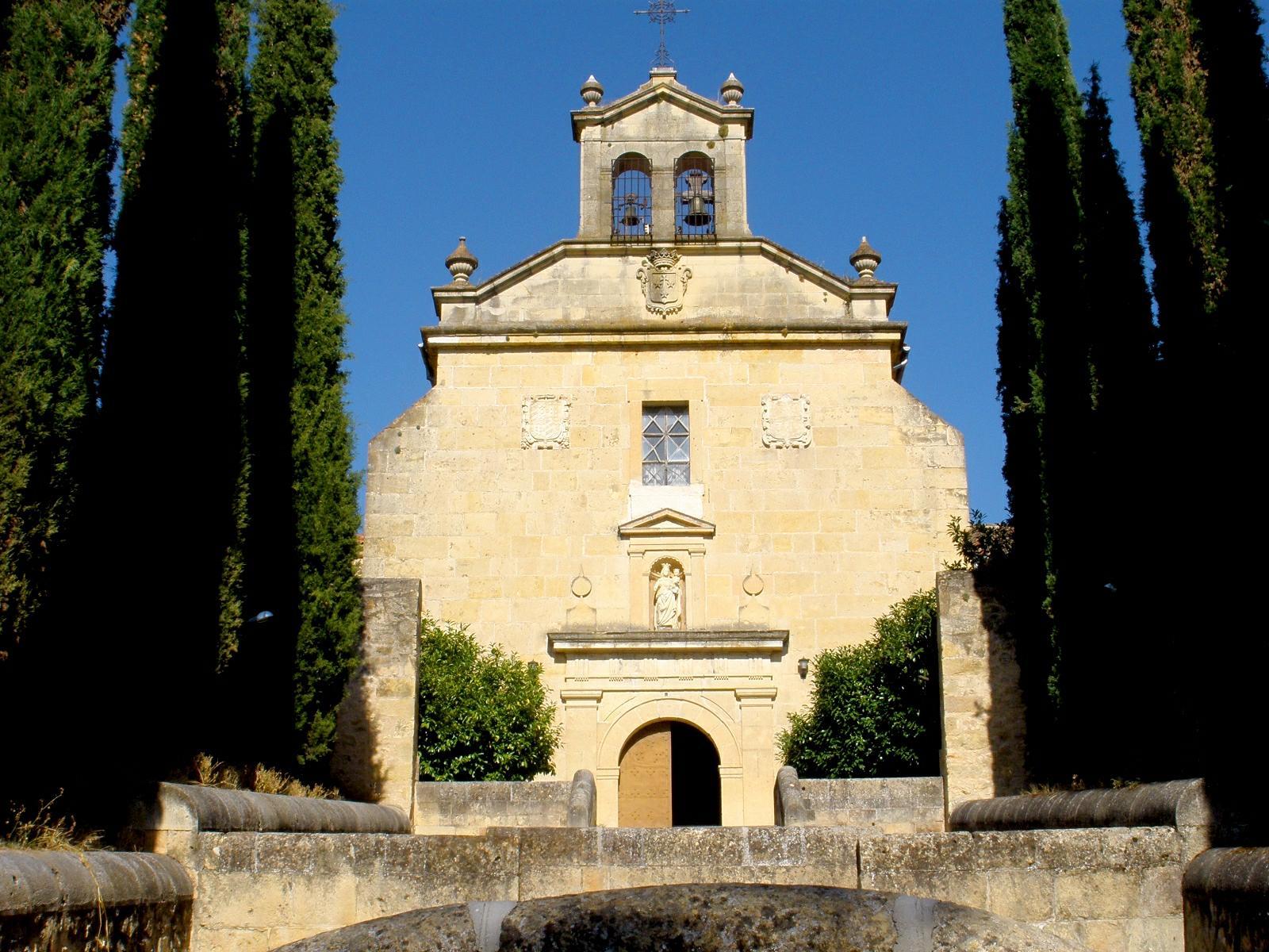 File:Segovia - Convento de los Carmelitas Descalzos 04.jpg ...