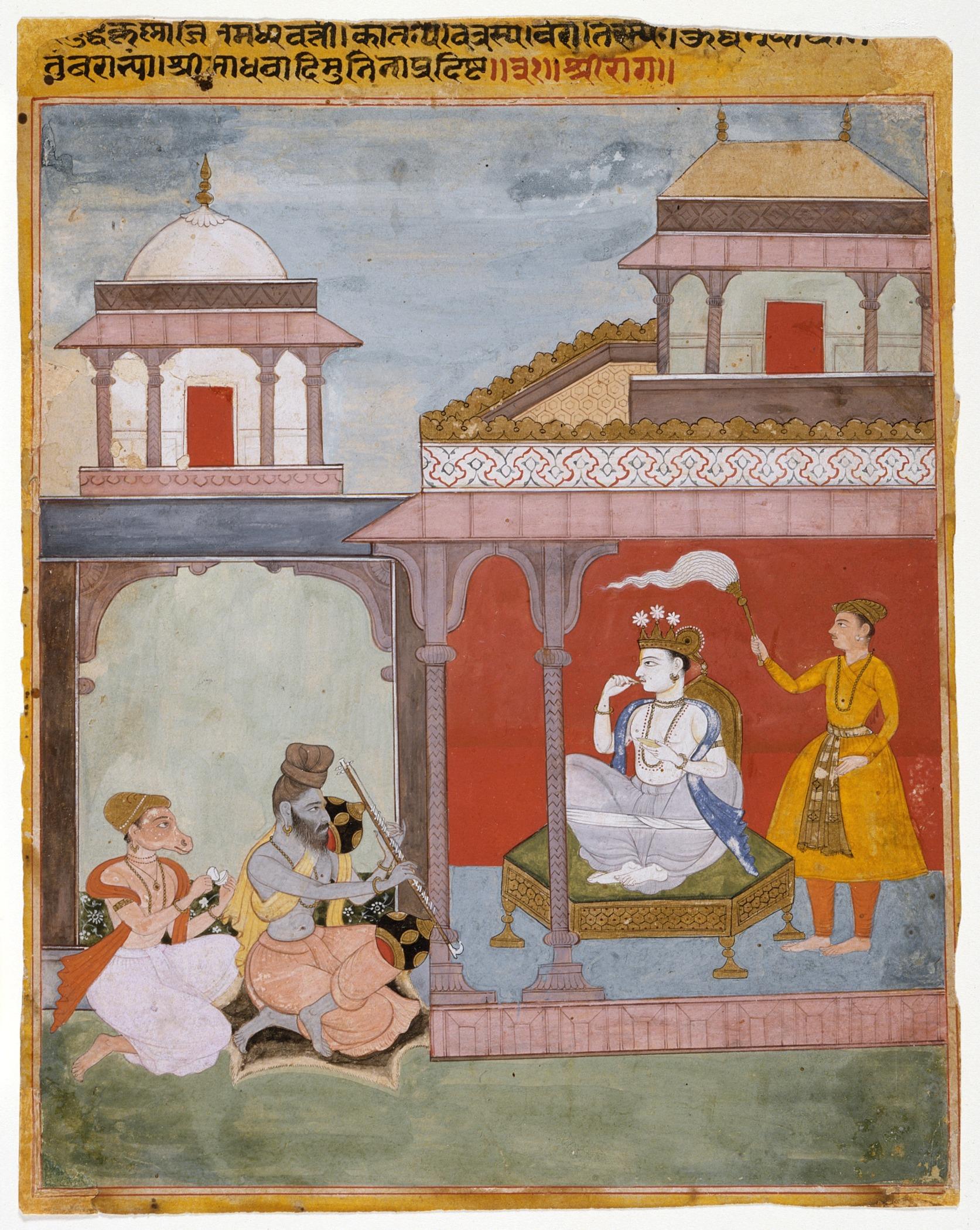 ragmala paintings