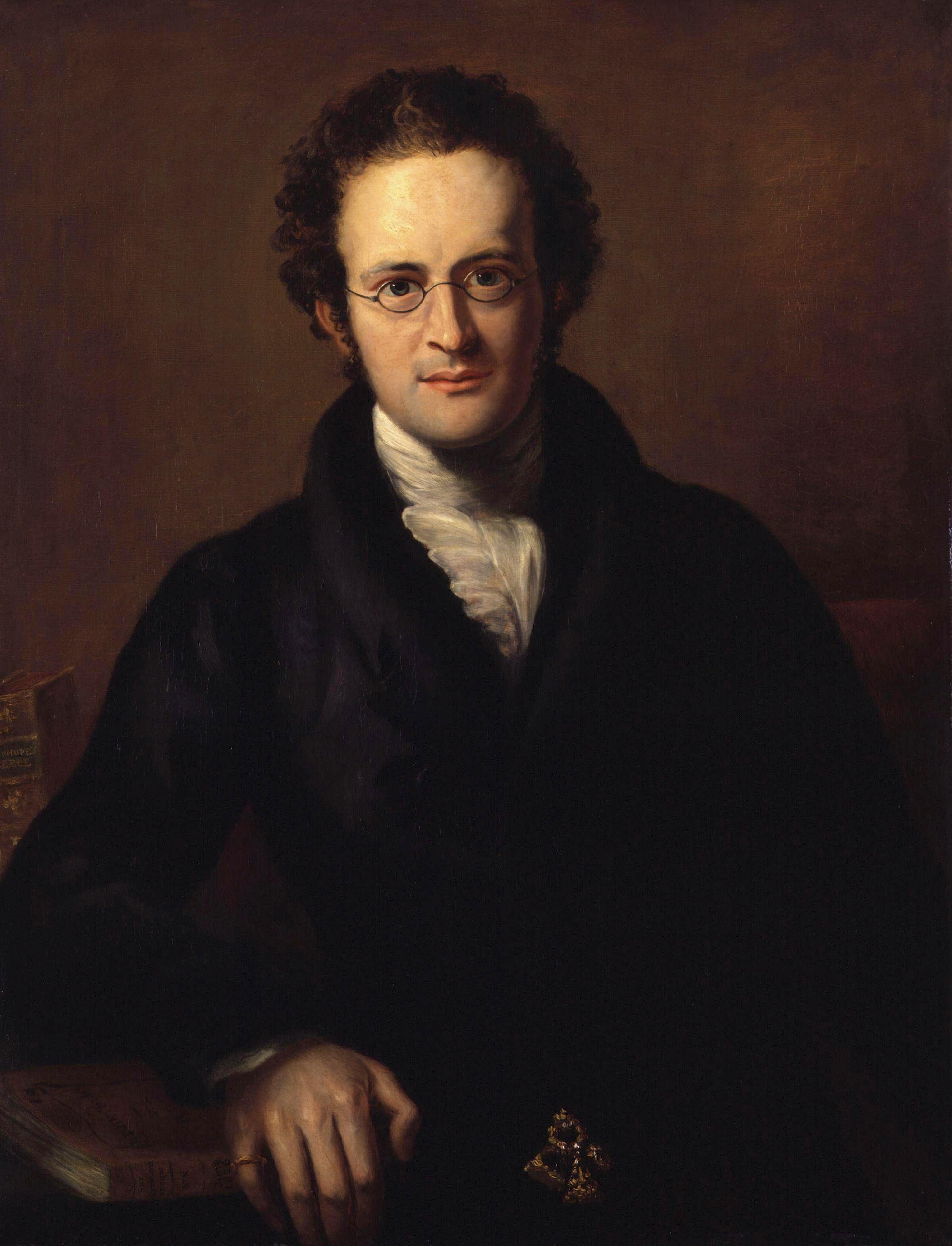 John Bowring in 1826