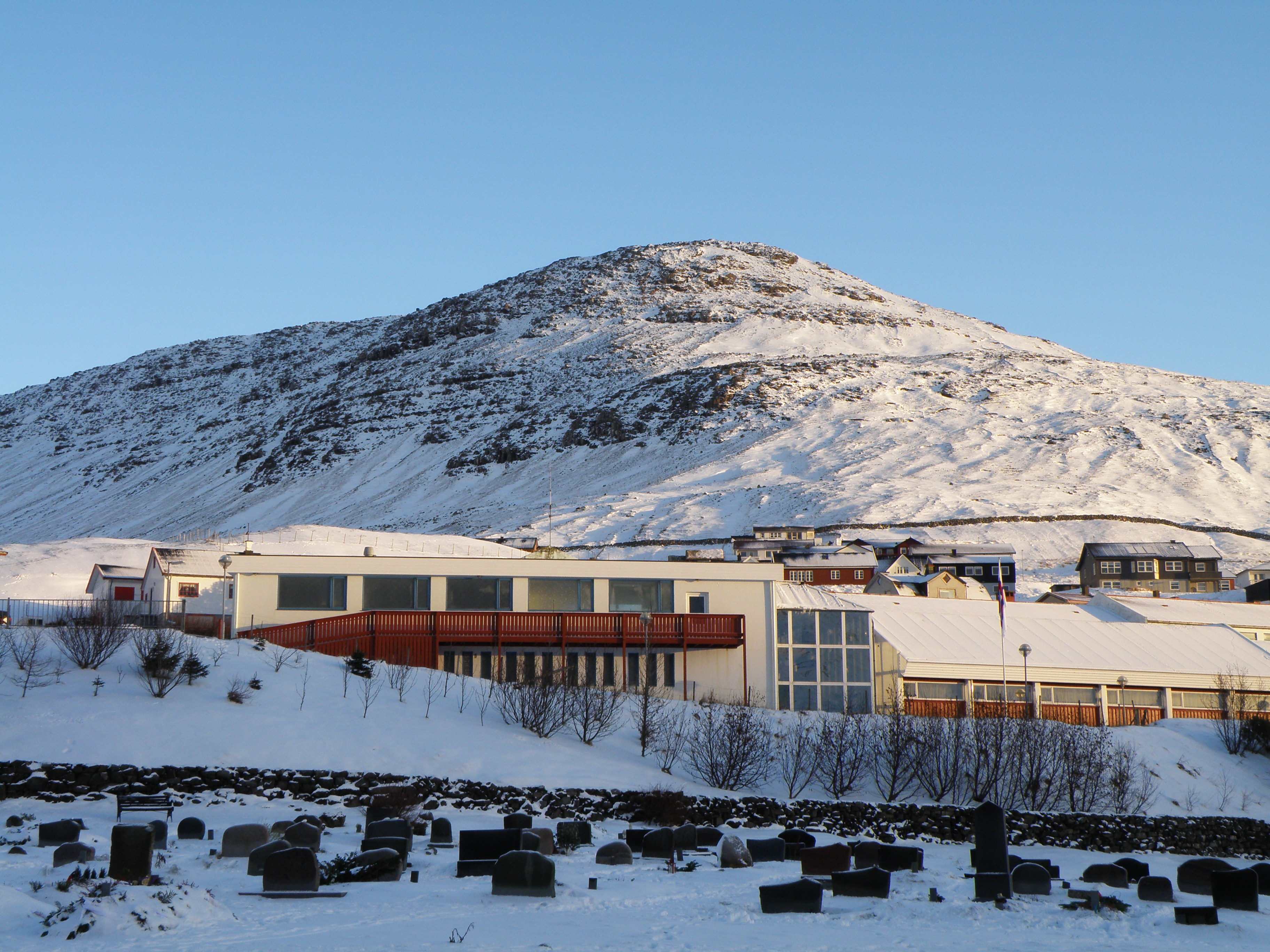 Islands Central School