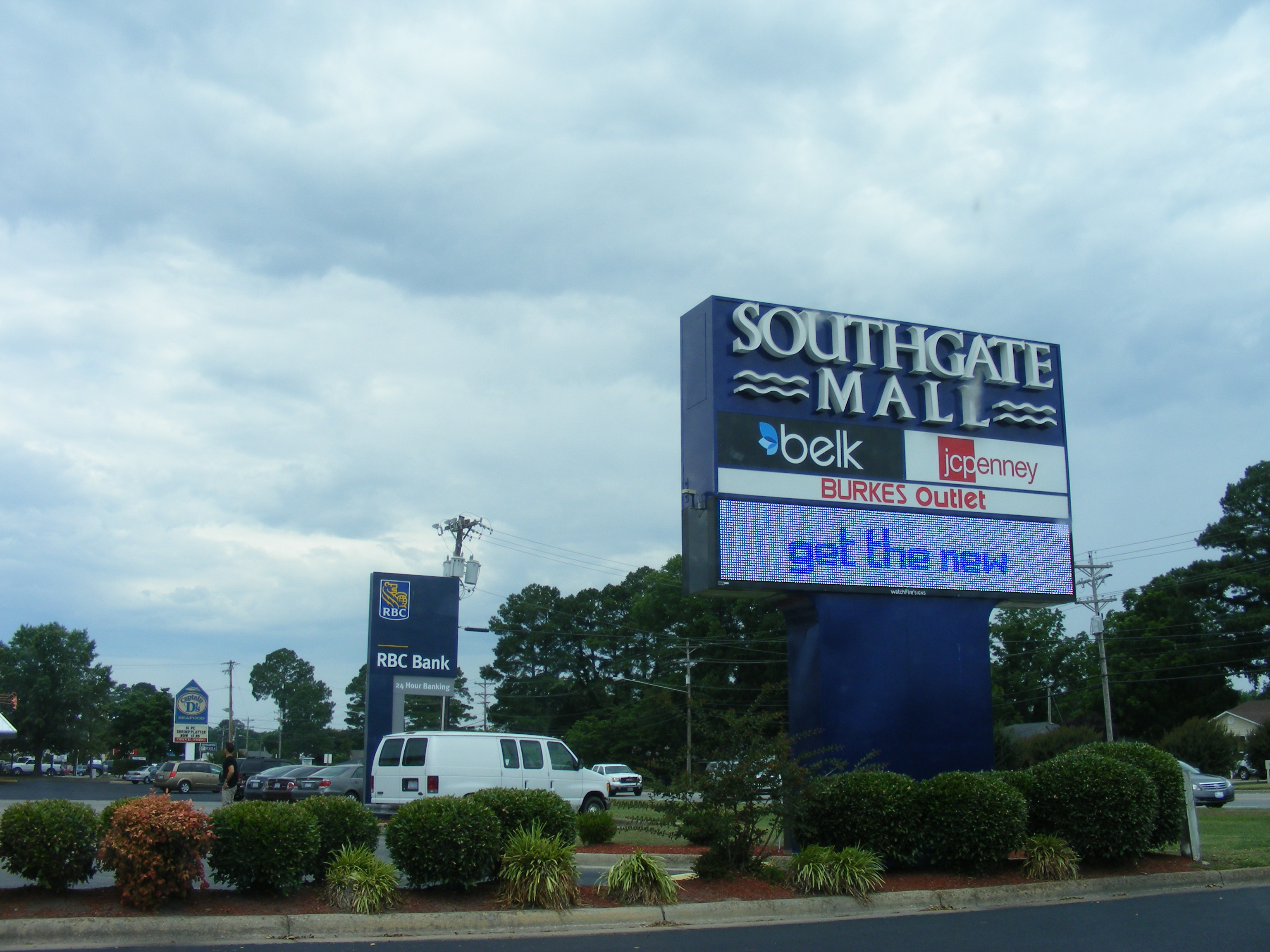 Southgate Mall (Elizabeth City) - Wikipedia