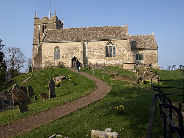 Photo of St Bartholomews Church, Chosen Hill
