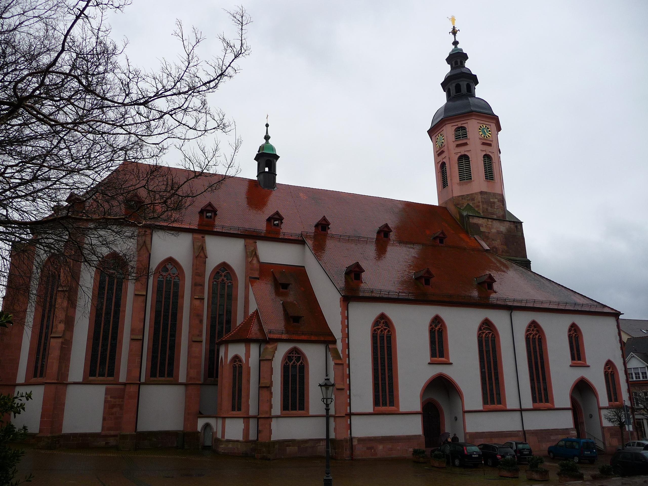 Image result for Stiftskirche Liebfrauen, baden-baden