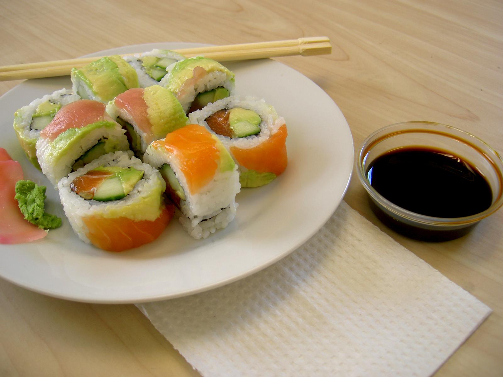 Impariamo a fare il sushi